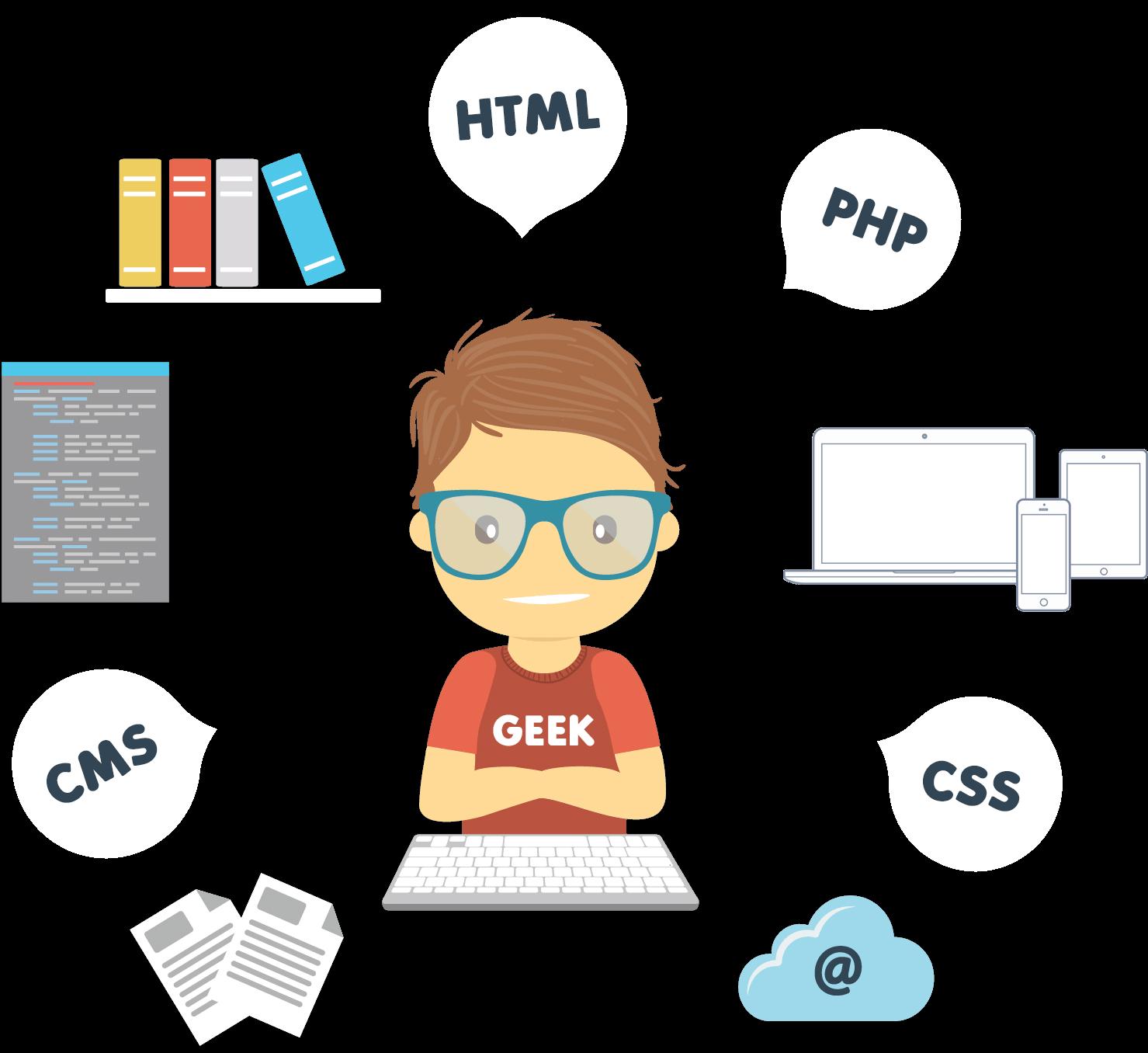 Freelance Web Designer and Web Developer